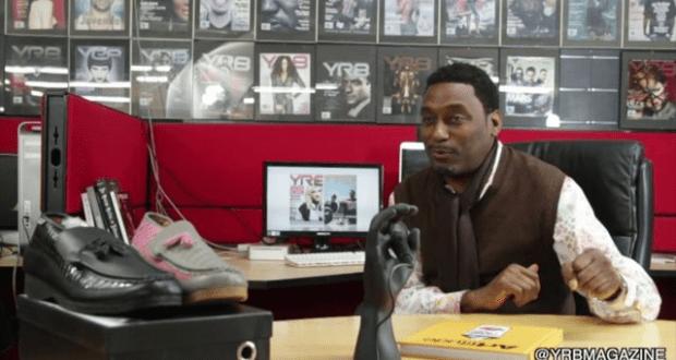 Big Daddy Kane B Walker Shoes Interview