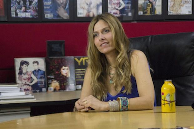 Kimberly Levin #Runoff Interview